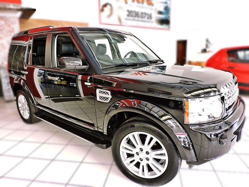 land rover discovery 4 2.7 suv 7 lugares