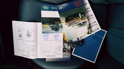 land rover discovery 4 2.7 tdv6 s 7l 5p impecável, revisado!