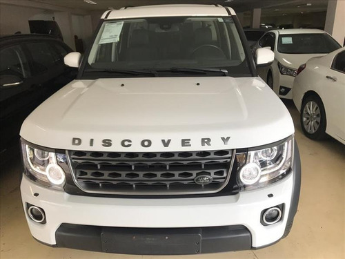 land rover discovery 4 3.0 s 4x4 v6 24v bi-turbo diesel 4p a