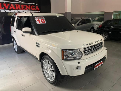 land rover discovery 4 4x4