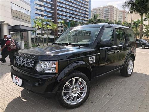 land rover discovery 4 5.0 hse 4x4 v8 gasolina 4p automático