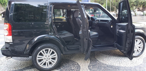 land rover discovery 4  7 lugares 3.0 bi turbo diesel