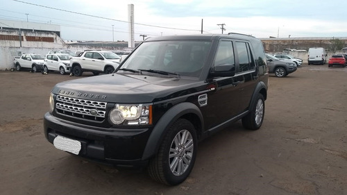 land rover discovery 4 diesel 3,0 ano 2012