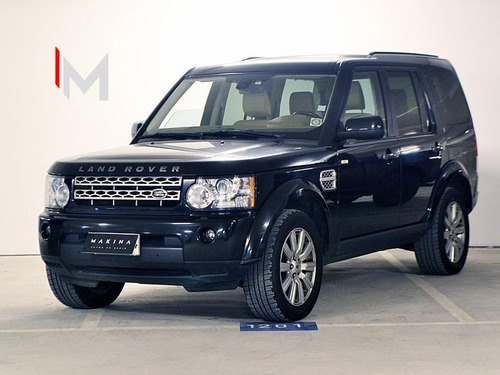 land rover discovery  4 diesel hse impecable estado 2011