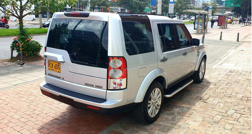 land rover discovery 4 (diesel) sdv6 hse