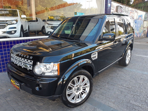 land rover discovery 4 hse 2013 blindada nivel iii-a top