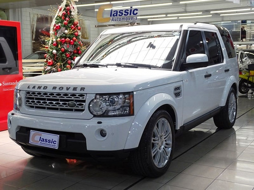 land rover discovery 4 hse 3.0 4x4 7 lugares