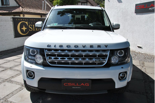 land rover discovery 4 hse 3.0 diesel 2016