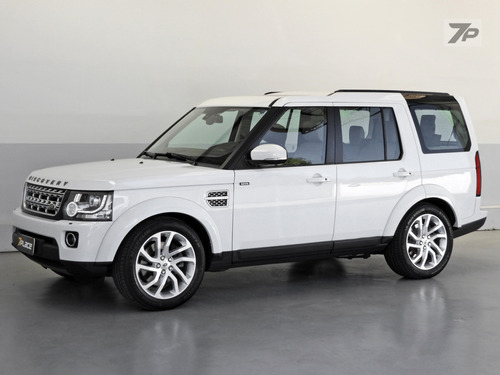land rover discovery 4 hse 3.0 v6 bi-turbo diesel 4p automa