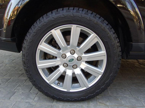 land rover discovery  4 hse 5.0 2012