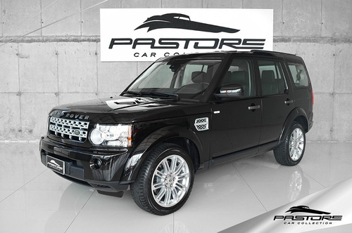 land rover discovery 4 hse sdv6