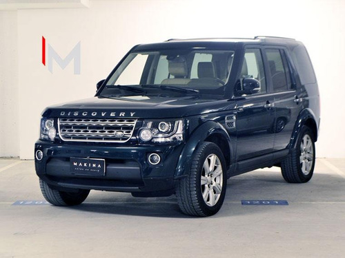 land rover discovery  4 hse se modelo nuevo 2014