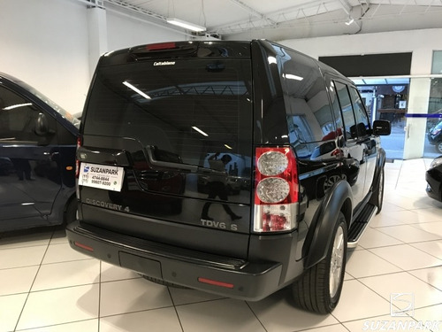 land rover discovery 4 s 2.7 2011
