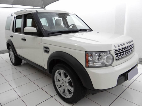 land rover discovery 4 s, motor 2.7 v6 turbo diesel 2010