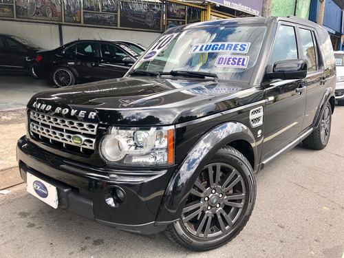 land rover discovery 4 se 3.0 turdo diesel ano 2010