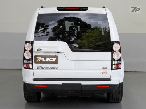 land rover discovery 4 se 3.0 v6 4x4 bi-turbo 4p automático