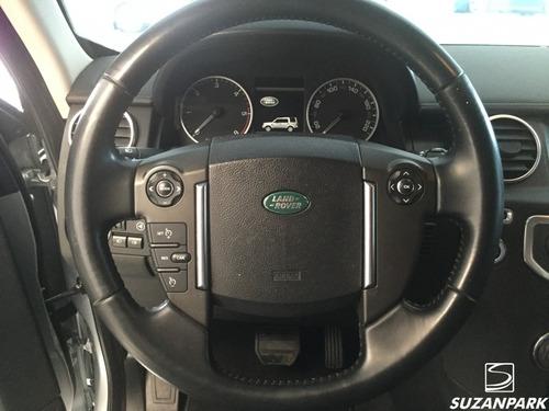 land rover discovery 4 se turbo diesel 2011 brindada