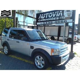 Land Rover Discovery 4.0 V6 S 5p. A Mais Nova A Venda!!!!