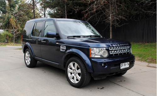 land rover discovery 5.0 hse aut