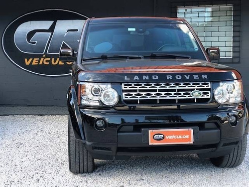 land |rover discovery