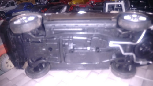 land rover discovery, castanho - welly - 1/24