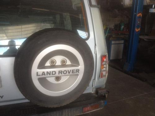 land rover discovery diesel 2.5 1998 p/ retirada de peças