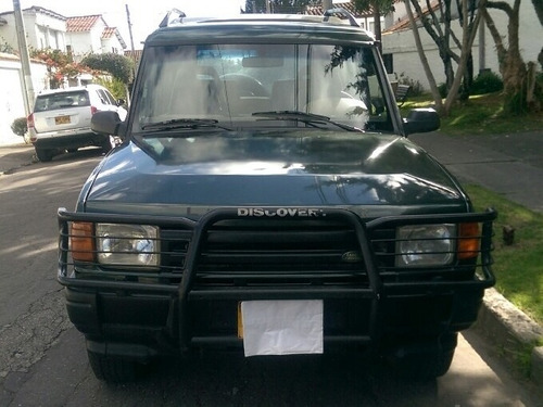 land rover discovery discovery 1996 automática 1996