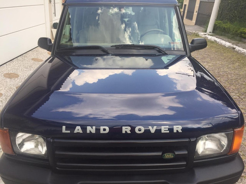 land rover discovery discovery es 4.0 v8