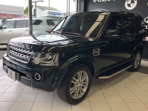 land rover discovery hse blindada 2014