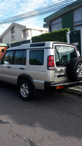 land rover  discovery land rover