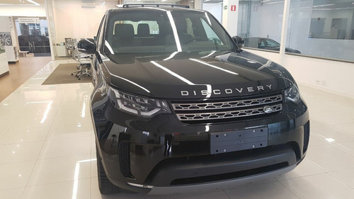 land rover discovery luxury 3.0 hse td6 5p