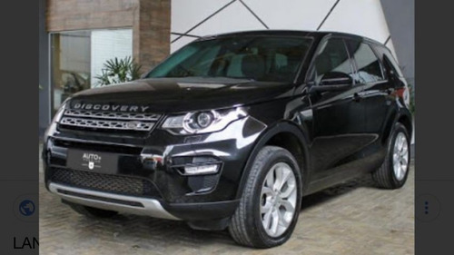 land rover discovery sport 2.0 16v hse