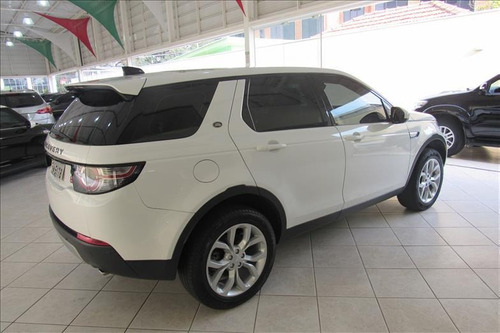 land rover discovery sport 2.0 16v si4 turbo gasolina hse 4p
