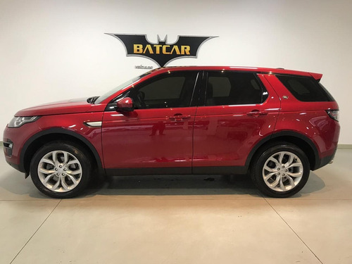 land rover discovery sport 2.0 16v si4 turbo gasolina hse