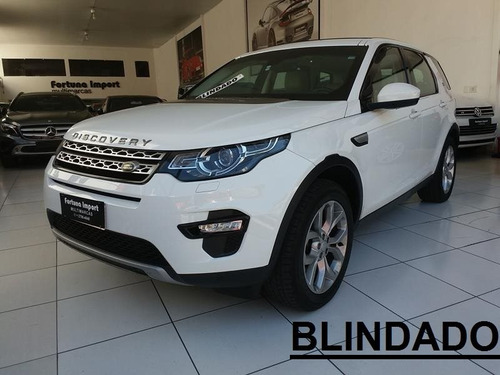 land rover discovery sport 2.0 16v td4 turbo diesel hse 4p