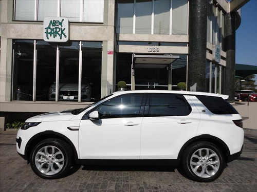 land rover discovery sport 2.0 16v td4 turbo diesel hse 4p a