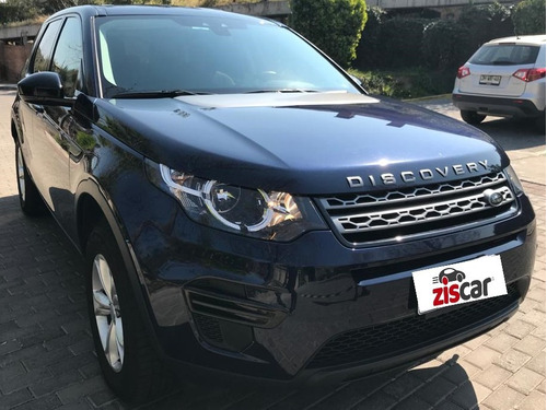 land rover discovery sport 2.0 4x4 otto at 2019