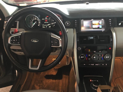land rover discovery sport 2.0 auto 2017