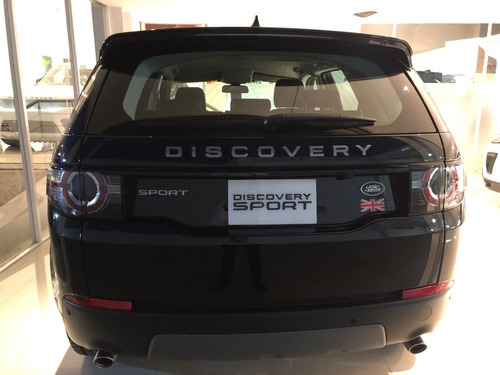 land rover discovery sport 2.0 se at