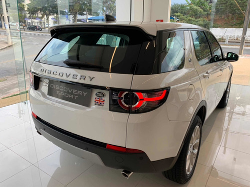 land rover discovery sport 2.0 si4 hse 5p (br) 2018