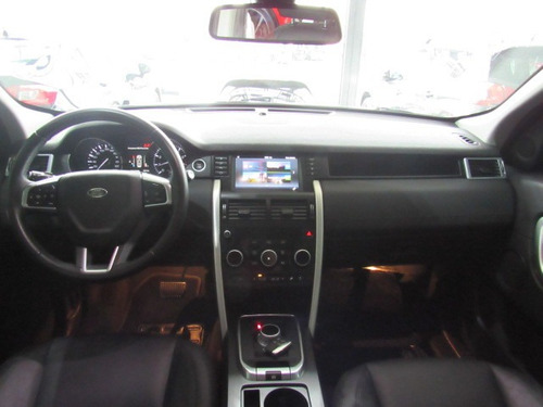 land rover discovery sport  2.0 si4 se 4wd gasolina automát
