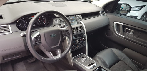 land rover discovery sport 2.0 si4 se 5p 2016