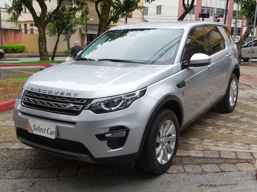 land rover discovery sport 2.0 si4 se automático 2015/2015