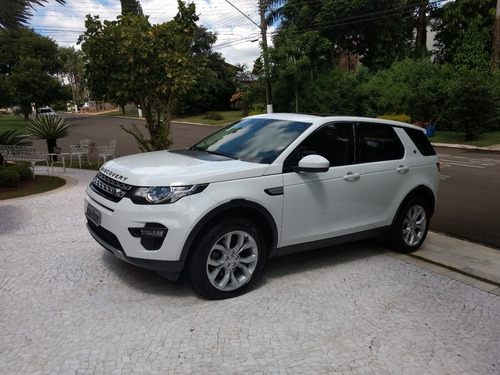 land rover discovery sport 2.0 si4 turbo gasolina hse 2016