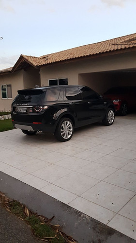 land rover discovery sport 2.0 td4 hse luxury 7 lugares 2017