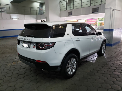 land rover discovery sport 2.0 td4 se 7 lugares