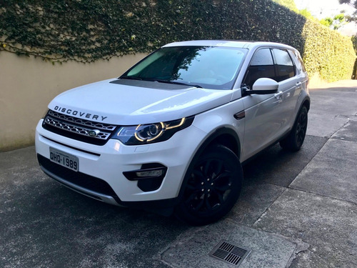 land rover  discovery sport  2015  2.0 si4 hse 5p