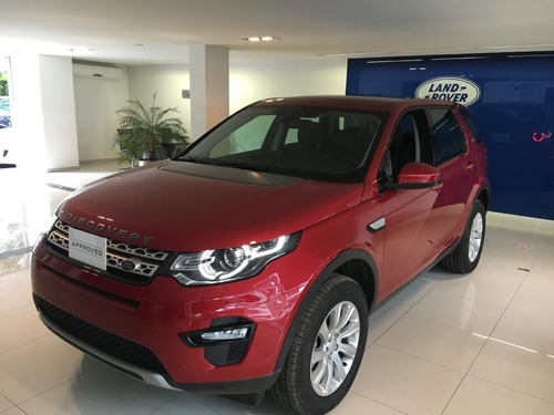 land rover discovery sport 2015 hse l4/2.0 aut