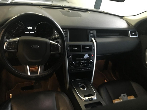 land rover discovery sport 2015 hse luxury l4/2.0 aut
