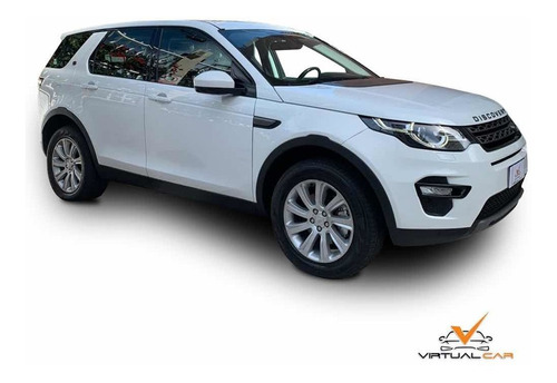 land rover discovery sport 2016 2.2 sd4 se 5p